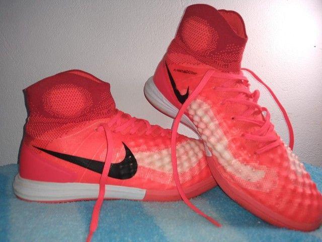 Chuteira Nike Magistax Próximo 2 Futsal Acc Flyknit Original - Foto 2