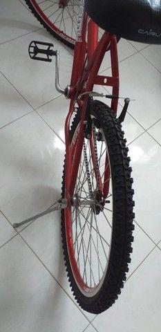Vendo bicicleta NOVA - Foto 3