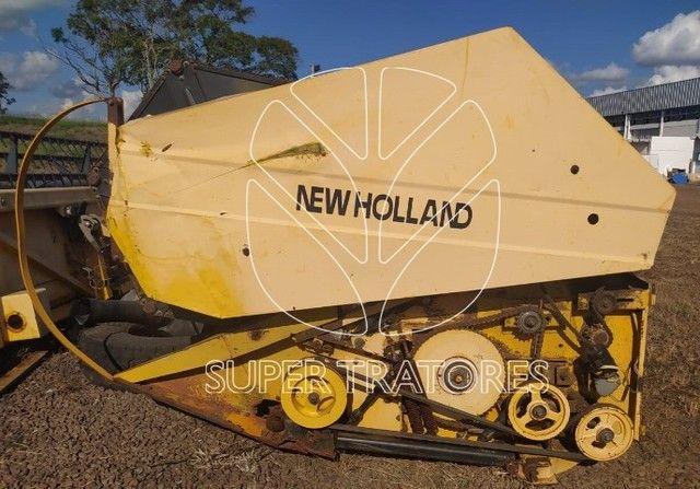 Colheitadeira New Holland TC59 Sojeira 2001 - Foto 5