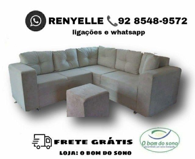 sofá 2x2!!!! - Foto 2