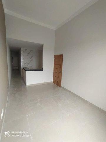 Casa de 3/4 c suite no buriti sereno - Foto 4