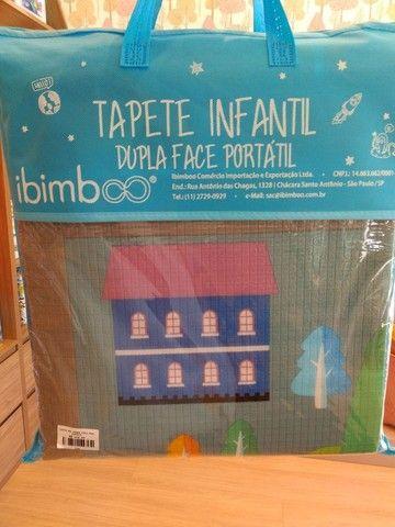 Tapete Infantil Dupla Face Portátil - Foto 6