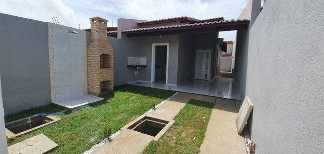 Lindas Casas Com Dois Quartos E Documentação Gràtis! - Foto 2