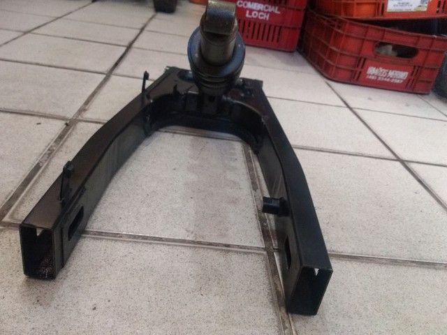Balança e amortecedor traseiro cb 300