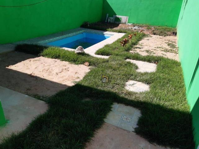 Casa com 2 dormitórios à venda, 91 m² por R$ 195.000 - São Simão - Várzea Grande/MT - Foto 6