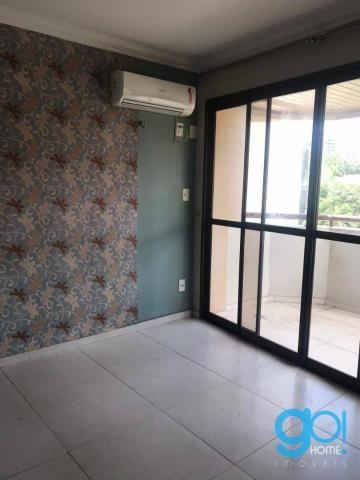Apartamento com 3 dormitórios à venda, 140 m² por R$ 550.000,00 - Batista Campos - Belém/P