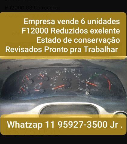 Ford F1200 Reduzido 49.000.00 - Foto 4