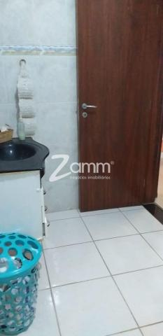 Casa à venda com 3 dormitórios em Vila real, Hortolândia cod:CA003505 - Foto 7