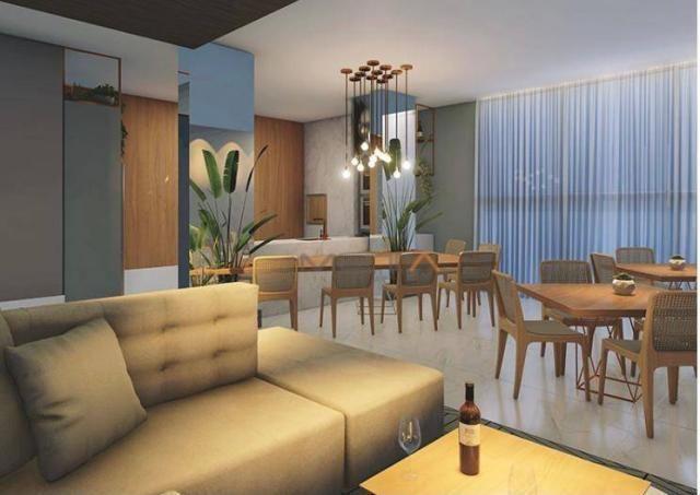 Apartamento com 3 dormitórios à venda, 130 m² - Pioneiros - Balneário Camboriú/SC - Foto 20