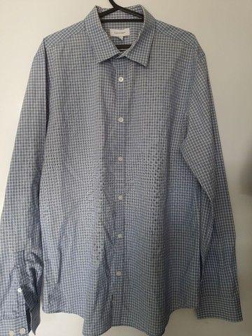 Camisas - Calças - Cintos - Blazer e Palitos. - Foto 5