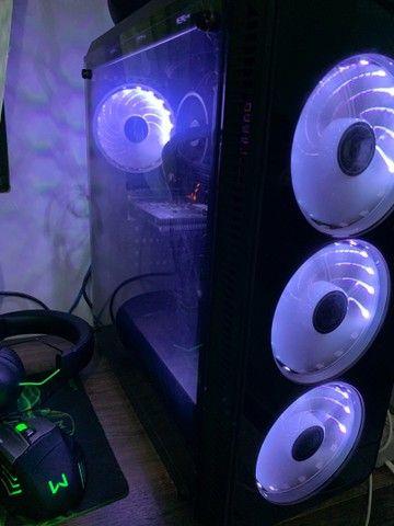 Pc gamer top ryzen 5 3600 - Foto 3