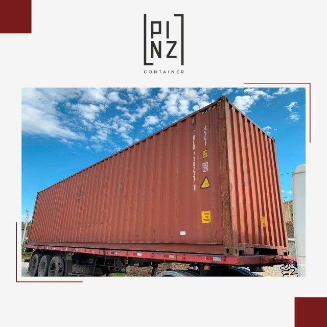 Container Cru / 40 pés HC - Foto 2
