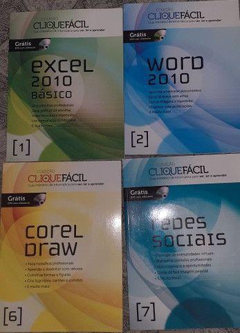 Coleção Clique Fácil + 10 Cds - 10 Volumes - Foto 2
