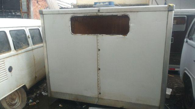 Cabine auxiliar para caminhão - Foto 6