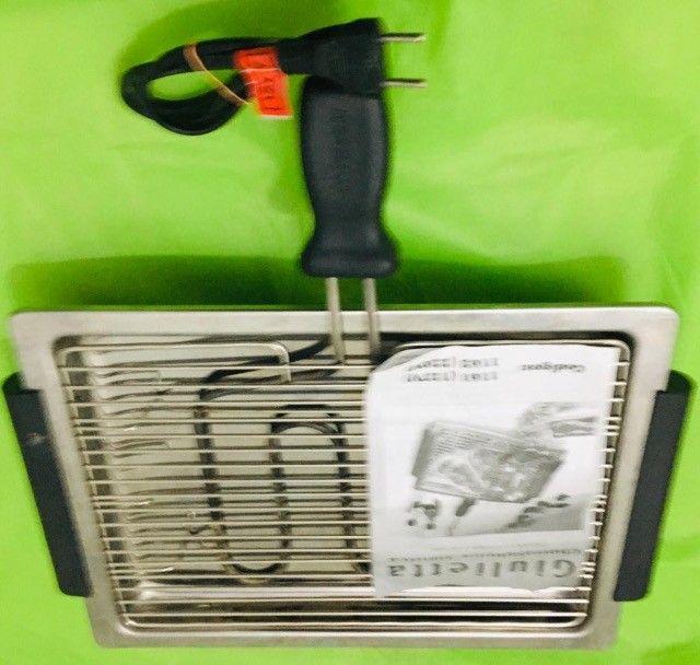 Churrasqueira Elétrica nova - Foto 2