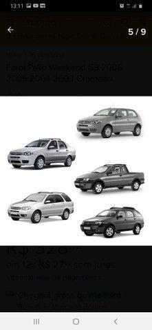 Farol lado esquerdo (motorista) palio 2003 até 2016 Novo - Foto 5