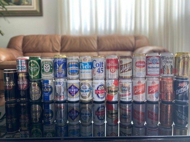 Latas de cerveja para colecionador - Foto 5