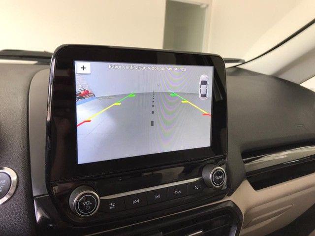 New Ecosport Titanium Flex -2018 Carro impecável !! - Foto 8