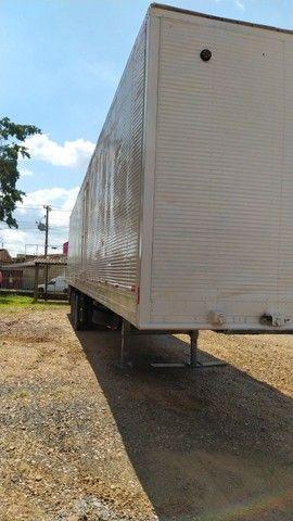 Scania 113 94 com carreta baú 28 p 14,6mt - Foto 3