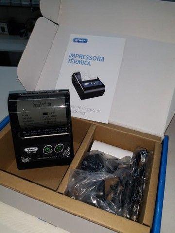 Impressora Térmica Bluetooth Usb Portátil Smart  - Foto 2
