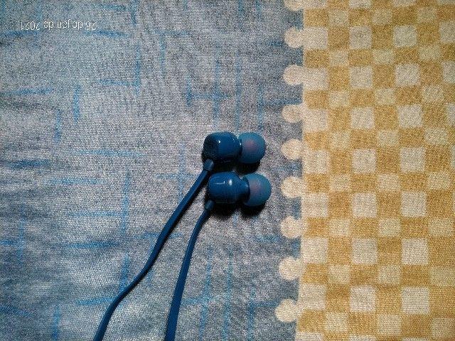 Fone de ouvido jbl novo azul - Foto 2