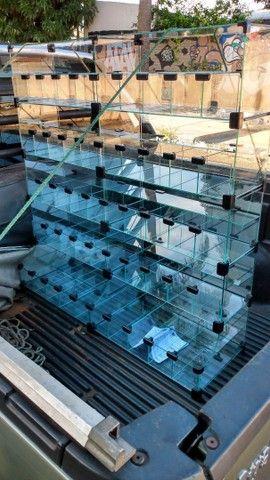 Lojas em vidros modulados é c/ TOP-10