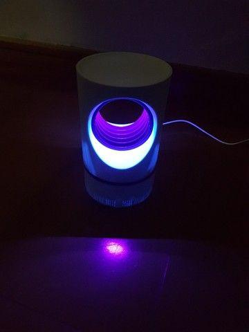 Luminária elimina mosquito - Foto 3