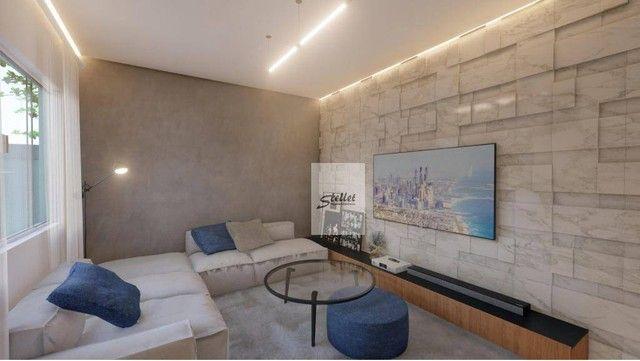 Excelente casa linear com 3 dormitórios à venda, 70 m² por R$ 310.000 - Enseada das Gaivot - Foto 14
