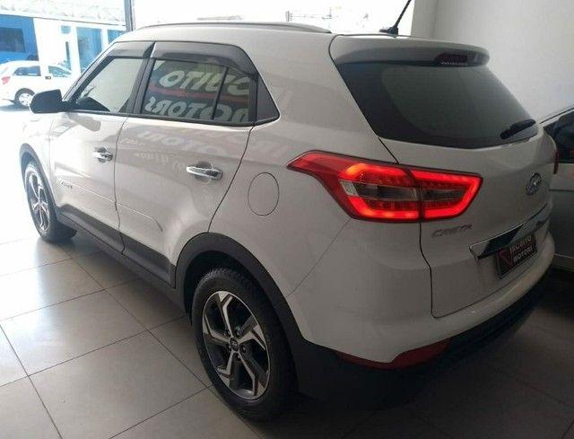 Hyundai Creta 1.6 16V FLEX LIMITED AUTOMÁTICO 2021 4P - Foto 5