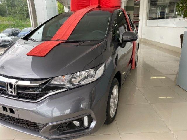 Honda fit zero emplacado 2020 - Foto 2