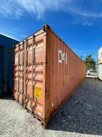 Container Cru / 40 pés HC - Foto 4