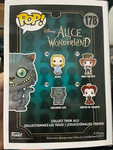 F unko Pop! Disney Alice In Wonderland: Cheshire Cat #178 - Foto 5