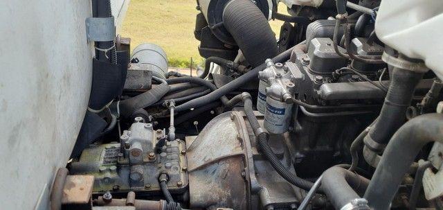 Caminhão 14-170 Bau Gancheira - Foto 6