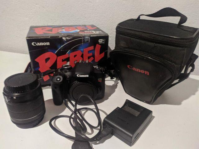 Câmera Canon T6i  - Foto 2