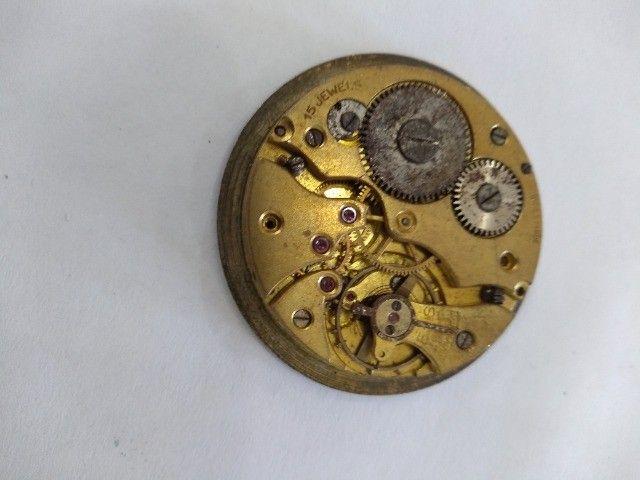 Relógio de Bolso para restauro