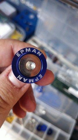 Kit De 4 Arruela Billet Universal Com Parafuso M6 E.P.M.A.N - Foto 14