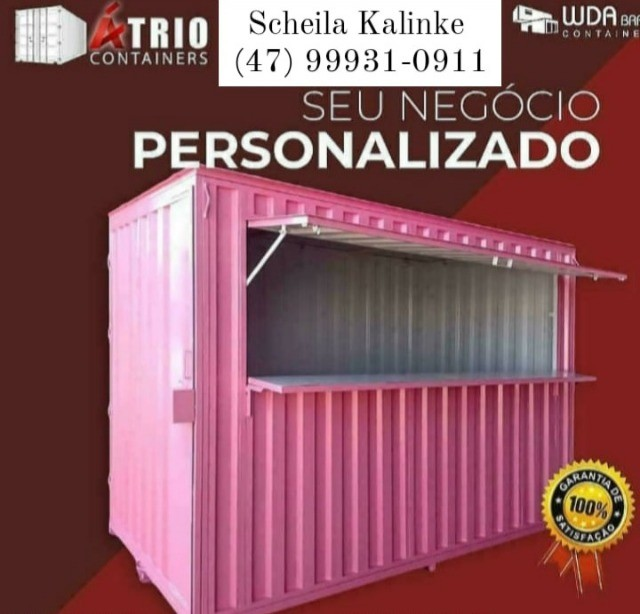 Coffee Shop Container - Foto 2