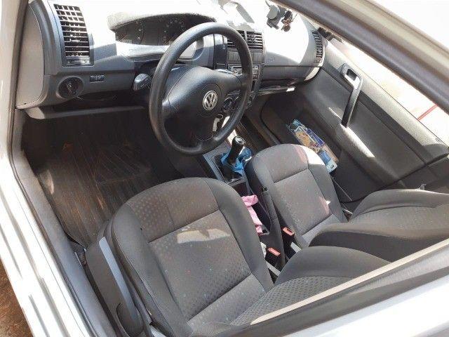 Polo Sedan 1.6 Flex 2006/2006 - Foto 4