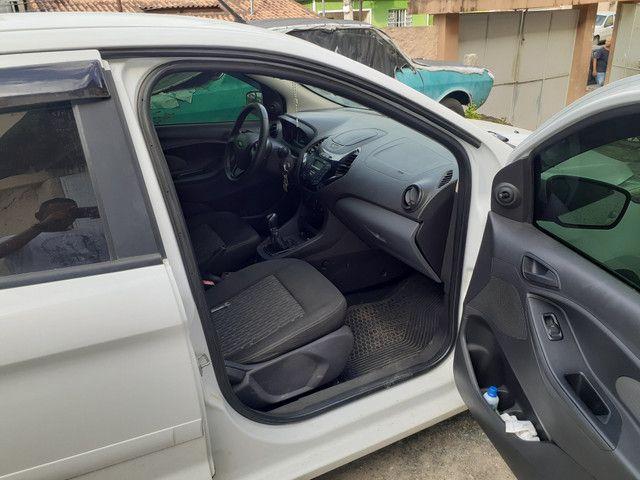 Ford Ka sedan 1.0 GNV - Foto 5