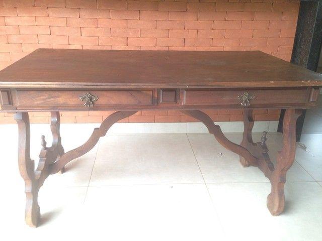 Mesa madeira maciça  - Foto 5
