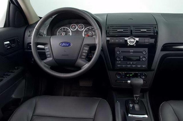 Ford Fusion 2009 1.6 Sel