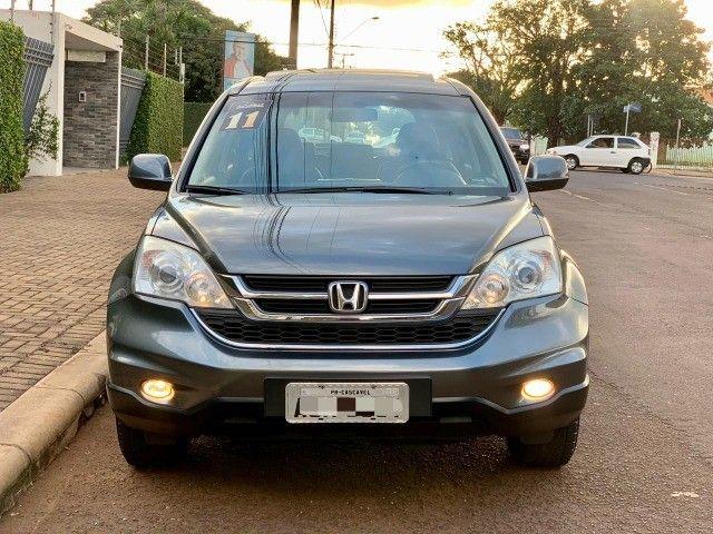 Honda CR-V Exl Awd 2011 - Única Dona - Foto 7