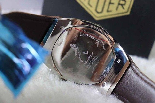 Relogio Modelo com pulseira Personalizada - ja é Vedado - Detalhes incríveis!  - Foto 4