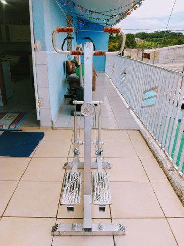 Elíptico equipamento de exercícios  - Foto 3