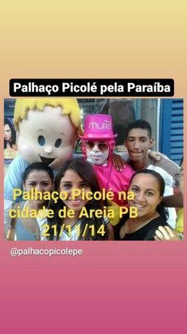 Palhaço Picolé serviços de Locutor porta de lojas, empresas... - Foto 3