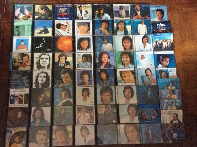 Roberto Carlos - 80 anos (Discografia completa) - Foto 3