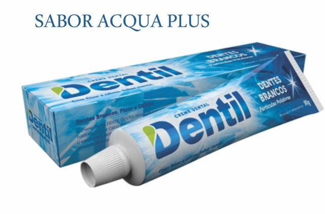 Pasta creme dental sem flúor dentil e com Xilitol (mais saúde) - Foto 4