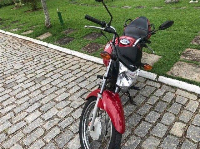 Honda Fan 125 ano 2015 - Foto 3