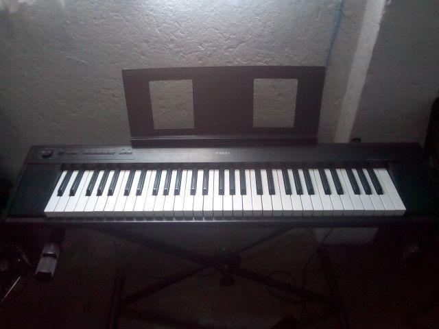 Piano Yamaha Piaggero Np12 - Foto 2