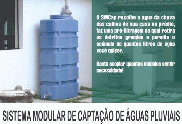 Capatador de aguas pluviais - Foto 2